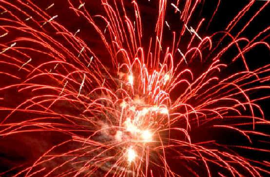 presentazione Fuochi-artificio